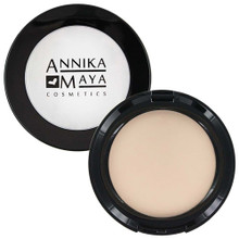 Annika Maya Baked Hydrating Powder Foundation - Light/Medium