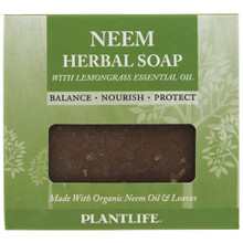 Plantlife Herbal Soap - Neem