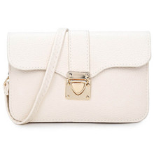 Pixie Mood Jac Small Pouch / Crossbody -  Cream