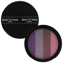 Ready To Wear Pressed Baked Eyeshadow - Plum Seduction