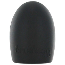 Brushegg Silcone Makeup Brush Cleaning Tool - Black