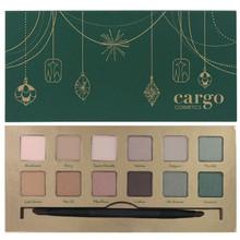 Cargo Emerald City Eye Shadow Palette