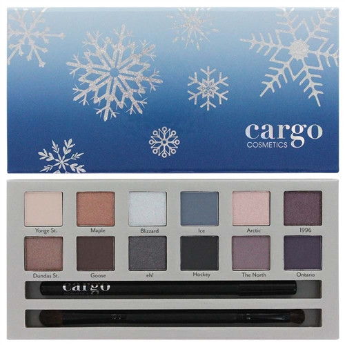 Cargo Chill in the Six Eye Shadow Palette