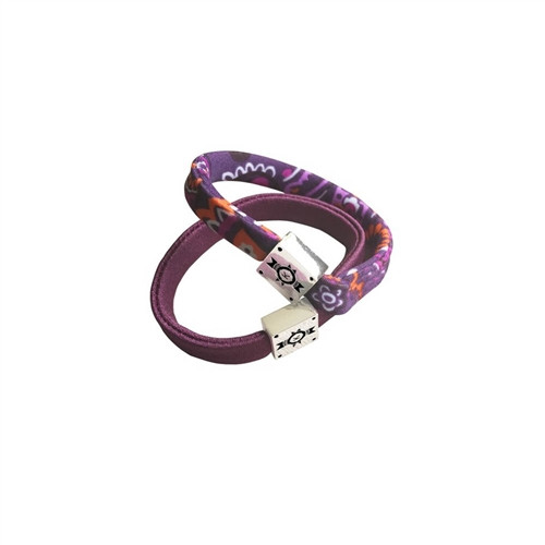 Kinsman Kini Bands Mermaid Hair Ties - Plum