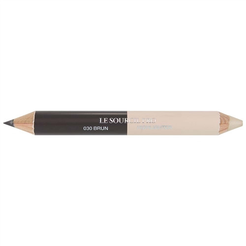 Lancome Le Sourcil Pro Brow Pencil & Highlighter - Brun 030
