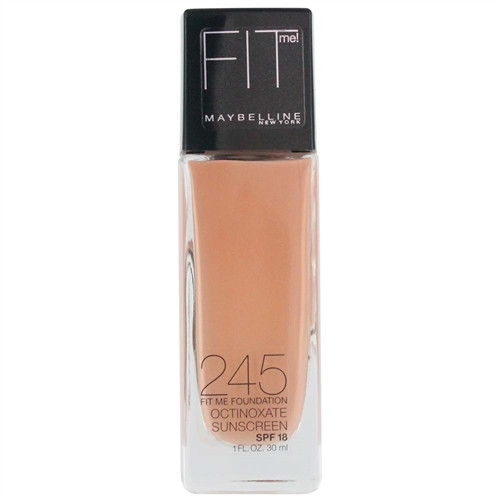 Maybelline Fit Me Foundation - Medium Beige 245