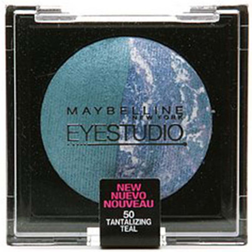 Maybelline EyeStudio Marbelized Shadow - Tantalizing Teal