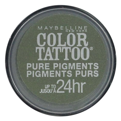 Maybelline Color Tattoo Pure Pigments - Forest Fatale 50