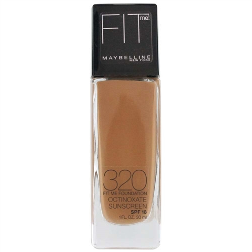 Maybelline Fit Me Foundation - Honey Beige 320