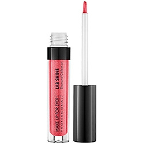 Make Up For Ever Lab Shine Lip Gloss - Shimmering Papaya D22