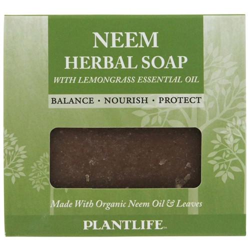 Plantlife Herbal Soap - Neem