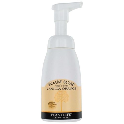 Plantlife Foam Soap - Vanilla Orange