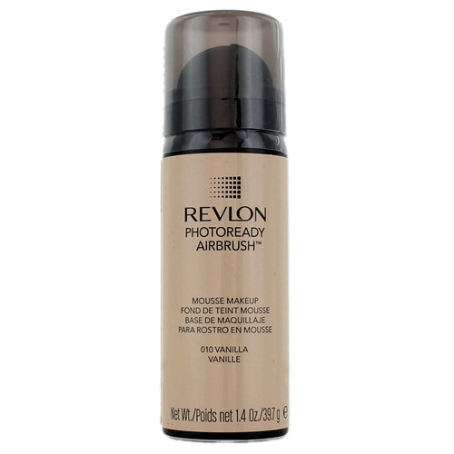 Revlon PhotoReady Airbrush Mousse Makeup - Vanilla 010