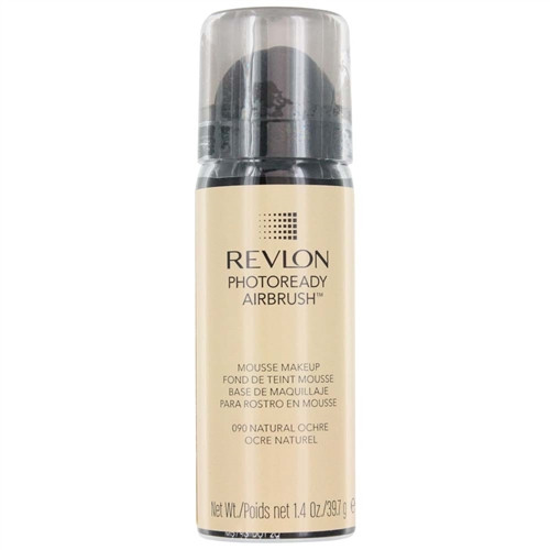 Revlon PhotoReady Airbrush Mousse Makeup - Natural Ochre 090