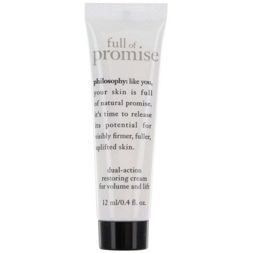Philosophy Full Of Promise - Restoring Cream