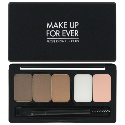 Make Up For Ever Pro Sculpting Brow Palette - Harmony 1