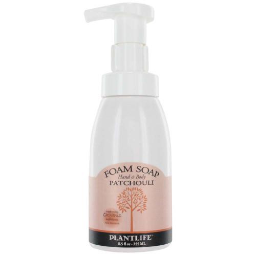 Plantlife Foam Soap - Patchouli