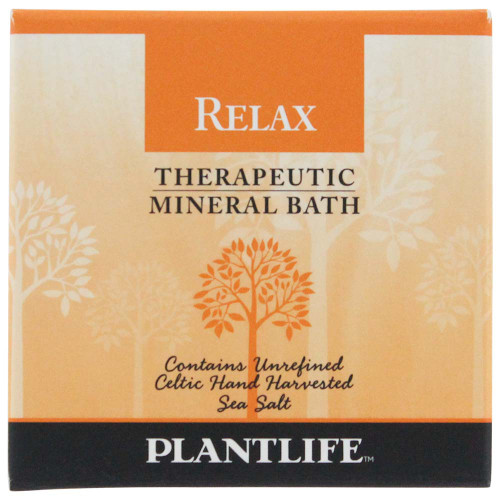 Plantlife Therapeutic Mineral Bath - Relax