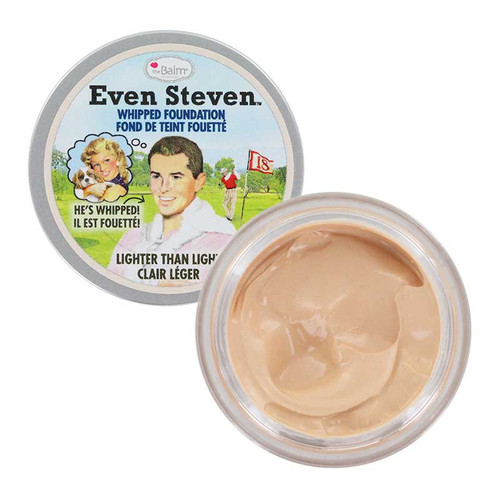 theBalm Even Steven Whipped Foundation - Lighter Than Light