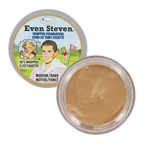theBalm Even Steven Whipped Foundation - Medium/Dark