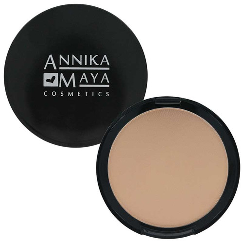 Annika Maya Soft Focus Powder - Honey