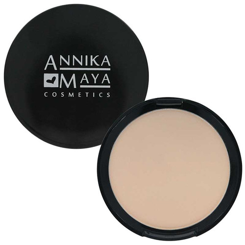 Annika Maya Soft Focus Powder - Sun Beige