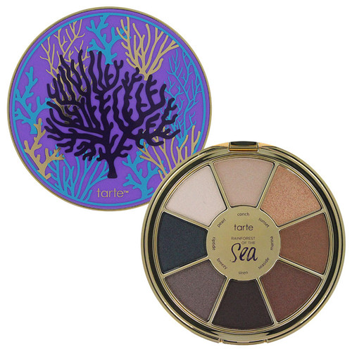 Tarte Rainforest Of The Sea Eyeshadow Palette Vol. 2