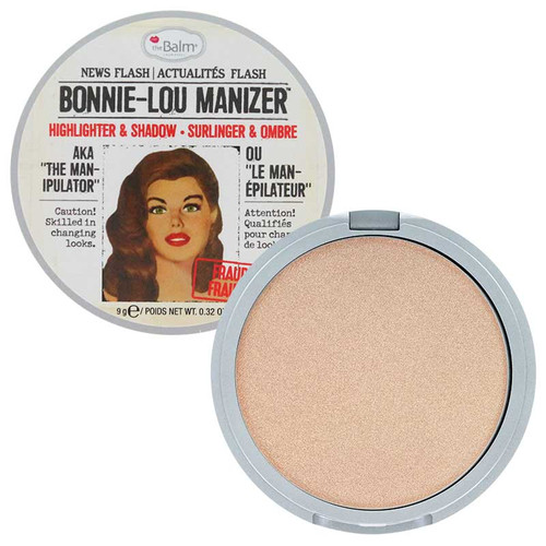 theBalm Bonnie-Lou Manizer Highlighter & Shadow