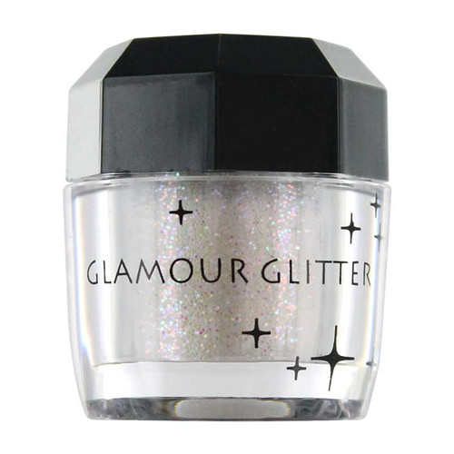 Beauty Treats Glamour Glitter -  White 04