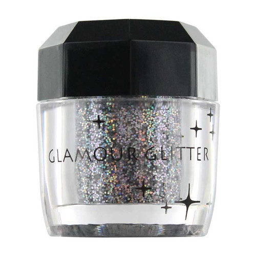 Beauty Treats Glamour Glitter -  Silver 06
