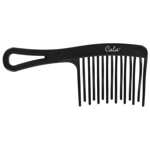 Cala Large Detangling Comb - Black