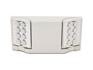 emergency light fixture HL0223L-W