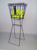 Hoag 72 Ball Basket with Lid