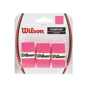 Wilson Pro Overgrip 3-Pack - Pink
