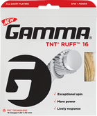 Gamma TNT RUFF 16 Tennis String Set