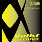 Volkl V-Fuse 17g Gut Hybrid Tennis String Set