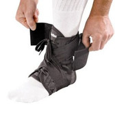 Mueller Soft Ankle Brace with Ultra Straps