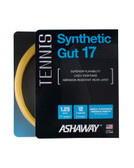 Ashaway SYNTHETIC GUT 17 Tennis String Set