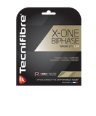 Tecnifibre X-One Biphase Tennis String Set