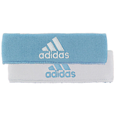 Adidas Interval Reversible Headband-Argentina Blue/White