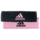 Adidas Interval Reversible Headband-Gala Pink/Black