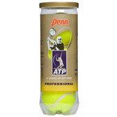 Penn ATP Regular Duty Tennis Balls - 3 Ball Can