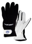 Viking Platform Gloves-Black