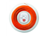 Wilson Revolve Tennis String Reel-17G Orange