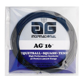 AG 16 String Set-16-Black