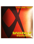 Völkl Cyclone Tour Tennis String Set-16G-Anthracite