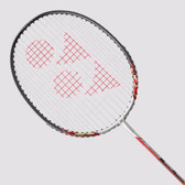 Yonex Muscle Power 3 Badminton Racquet-2015-Silver/Red