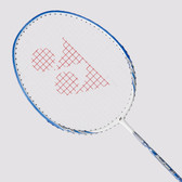 Yonex Muscle Power 8 Badminton Racquet-White/Blue