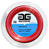 AG Millenium Grabber Tennis String Reel-17-Red