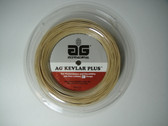 AG Kevlar Plus Tennis String Reel-17-Gold